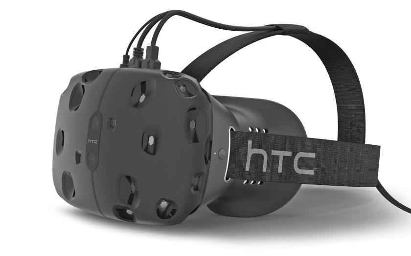 Even in een andere wereld met virtual reality  (anp / Koen van Weel, pr)