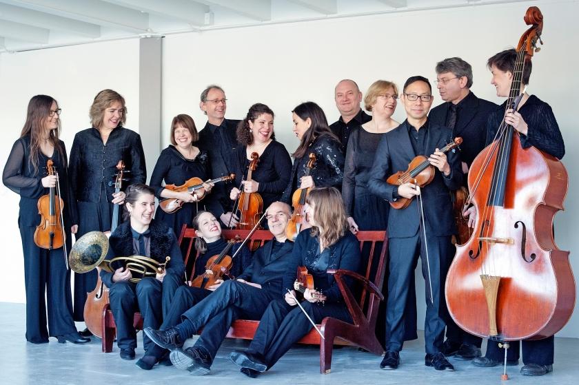 Het Apollo Ensemble is het ensemble dat aan de wieg van Via Musica stond en enkele concerten tijdens het festival geeft.  (Anne Meyer)
