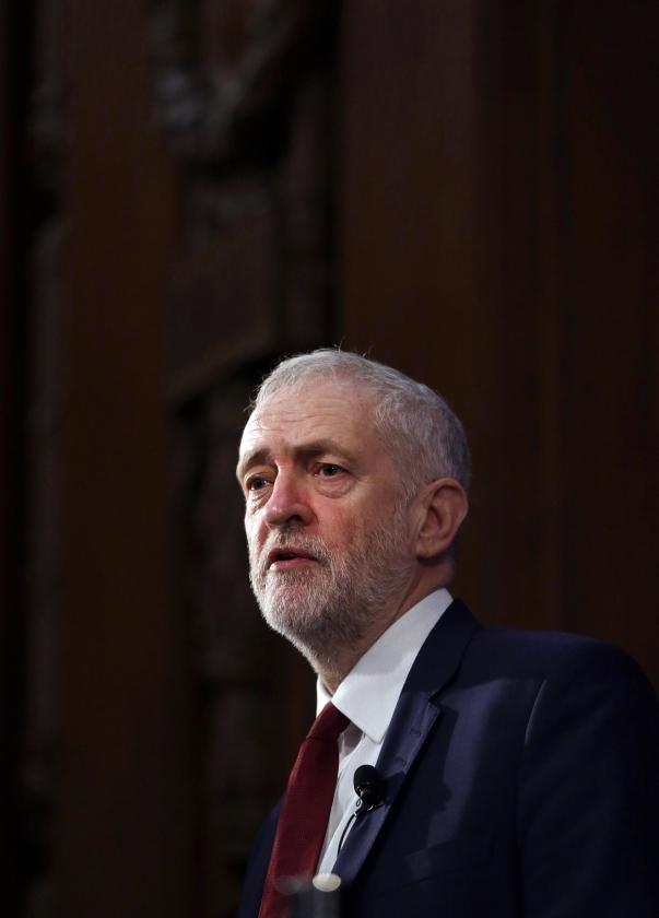 Jeremy Corbyn   (ap / Alastair Grant)