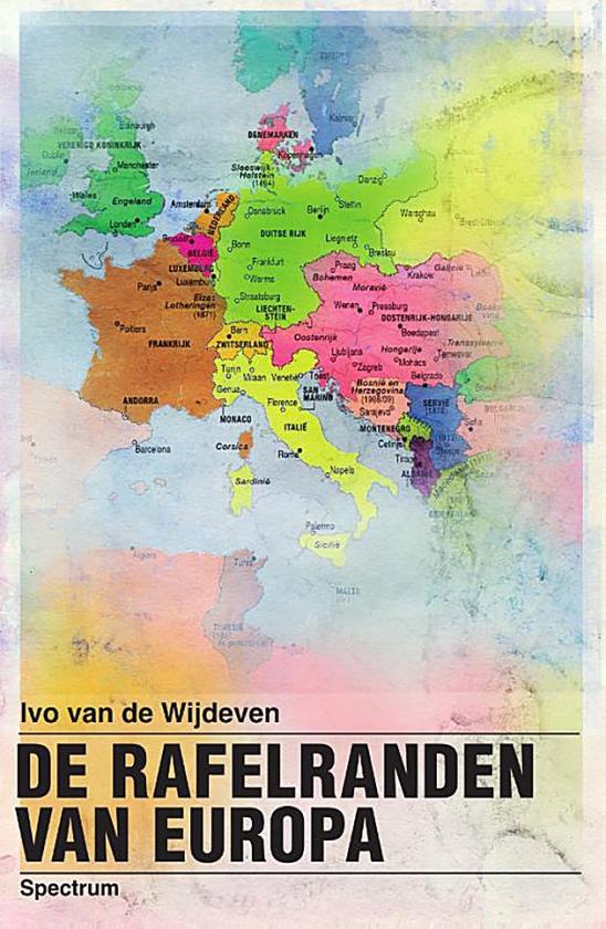 Boek kort: De rafelranden van Europa