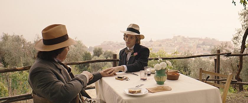 Film: The Happy Prince  (september film)
