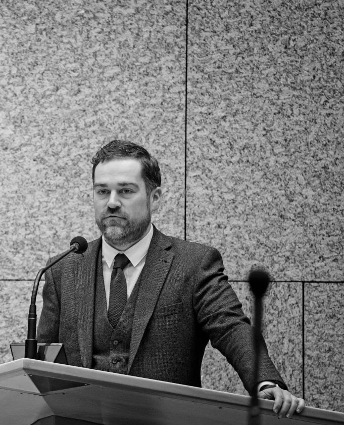 Kritiek op Dijkhoffs afscheid van de kerk   (anp / Bart Maat en Robin van Lonkhuijsen)