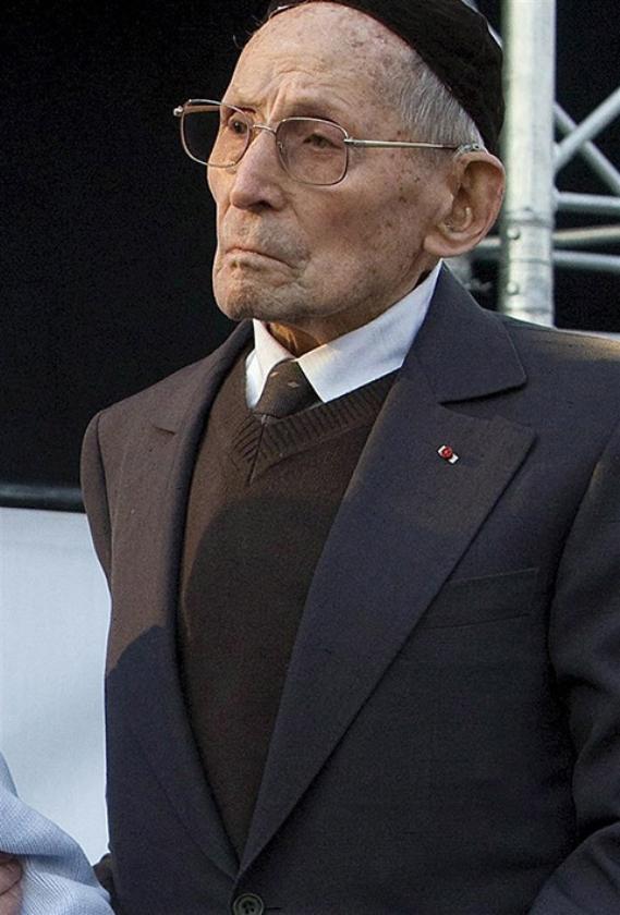 Georges Loinger  (epa / Salvatore Di Nolfi)