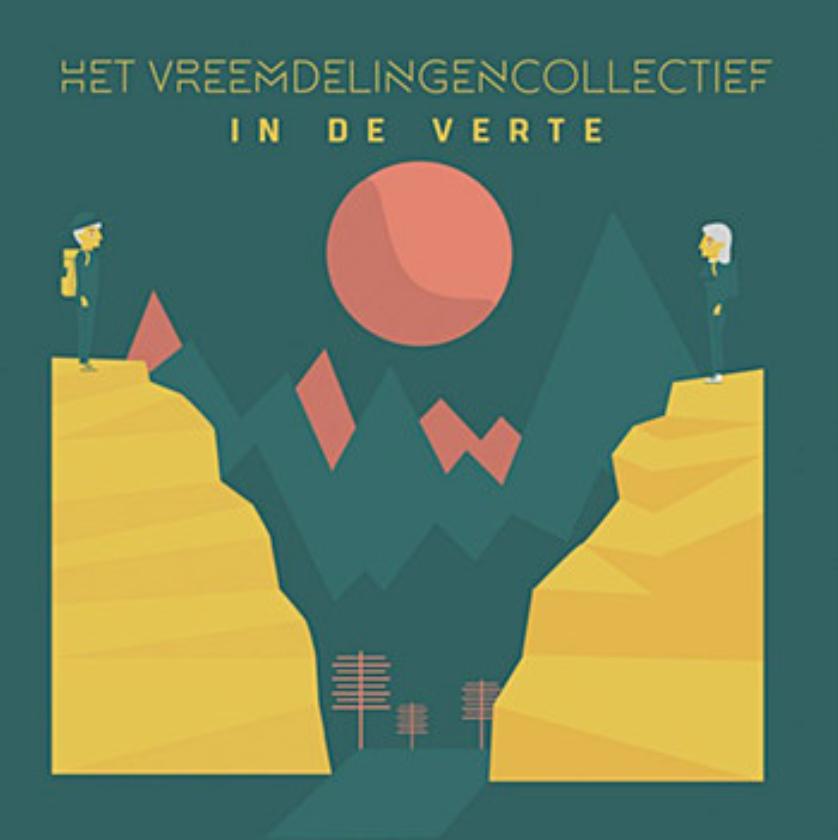 CD: Het Vreemdelingencollectief-In de Verte