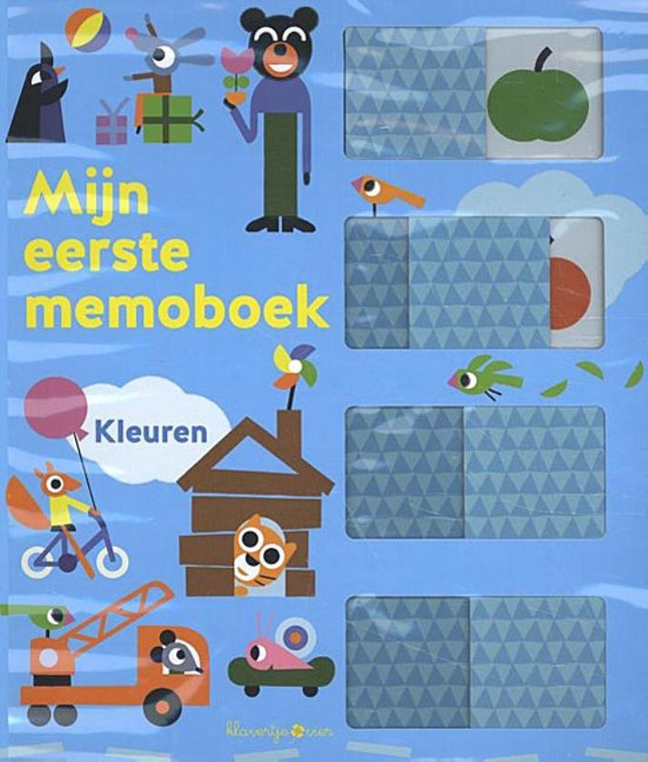 Jeugdboeken: Stip & Roeltje, Mijn eerste memoboek en Kleuren met water