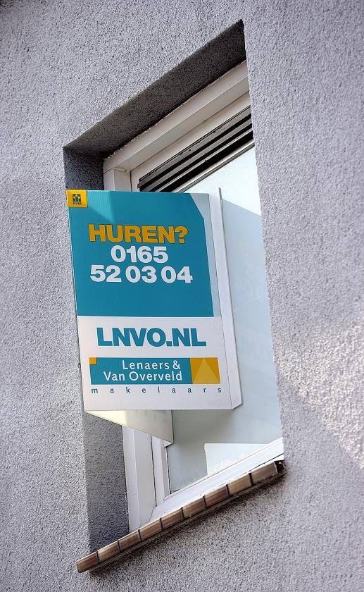 'Het aantal huurwoningen in het middensegment blijft gering.'  (anp / Lex van Liehout)