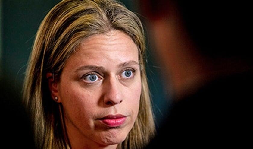 Minister Carola Schouten.  (anp / Remko de Waal)