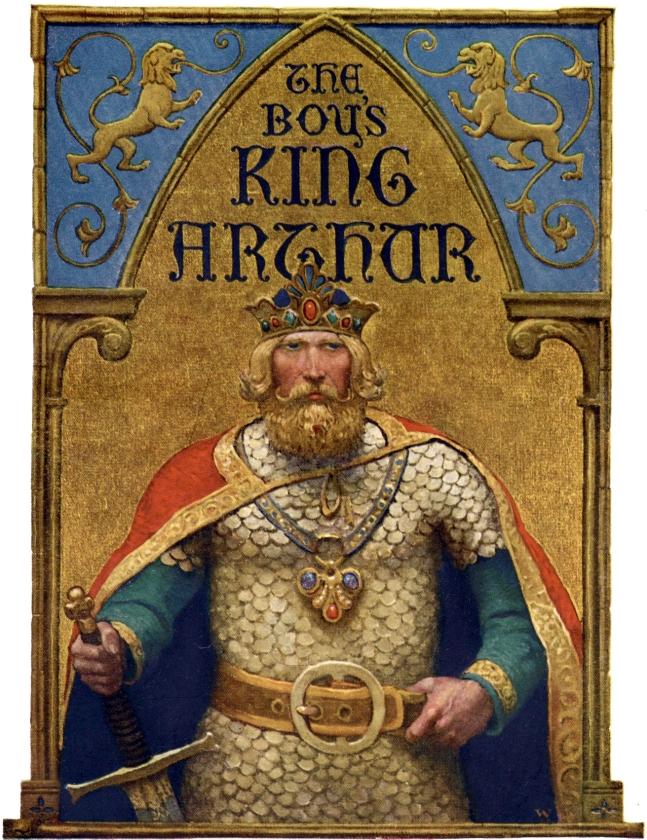 Meer weten: Koning Arthur   (wikimedia)
