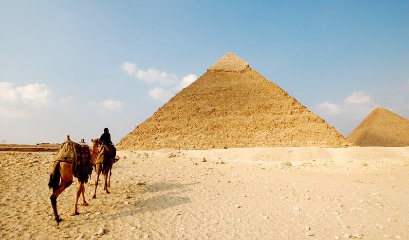 Meer weten: piramiden  (sxc)