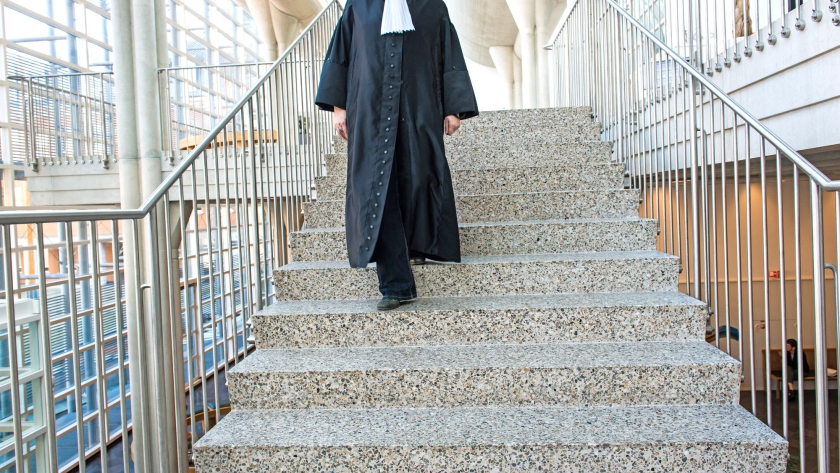 De rechter geeft niet altijd toestemming voor ontslag. Werkgevers moeten eerst aan strenge regels voldoen.  (anp / Roos Koole)