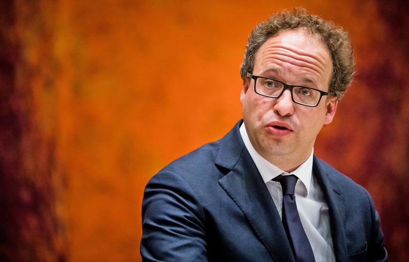 Minister Wouter Koolmees (Sociale Zaken en Werkgelegenheid) constateert dat er grote problemen kleven aan de opmars van zelfstandigen.  (anp / Bart Maat)
