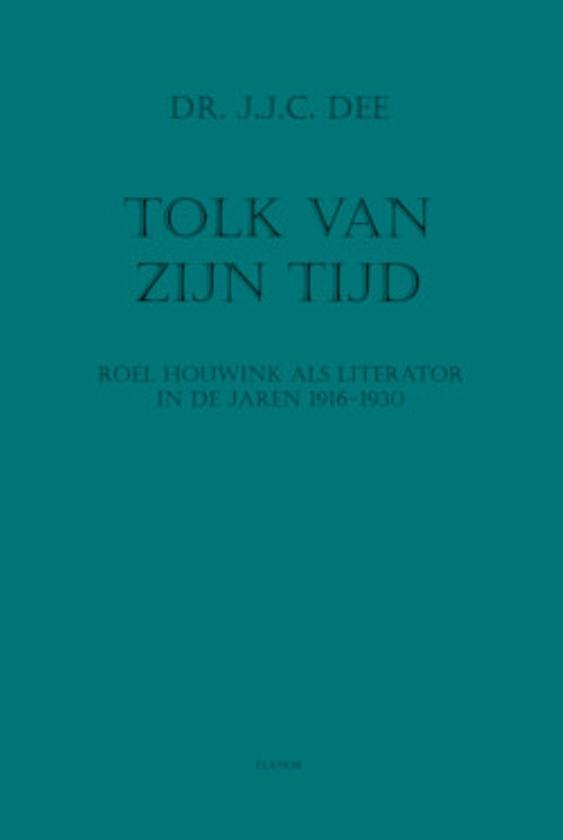 Roel Houwink, tussen boek en publiek   (nd)