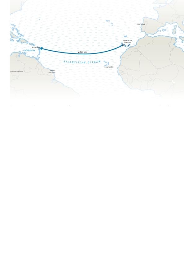 Ralph Tuijn  hoopt in 2019 als eerste voor de vierde keer van Europa naar Amerika te roeien.   (vk)