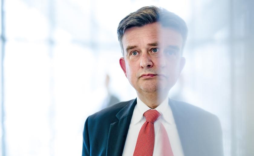 Emile Roemer 'bedrijft politiek met het hart', klinkt het bewonderend in de partij. Maar is hij hard genoeg?  (anp / Bart Maat)