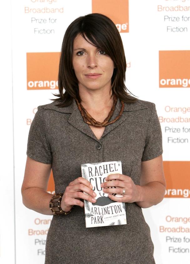 Rachel Cusk   (afp / Shaun Curry)