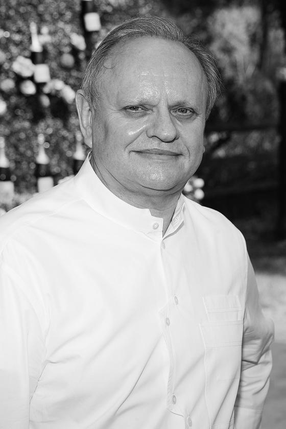 In Memoriam Joël Robuchon: Topkok, beroemd om zijn aardappelpuree   (ap / Charles Sykes)
