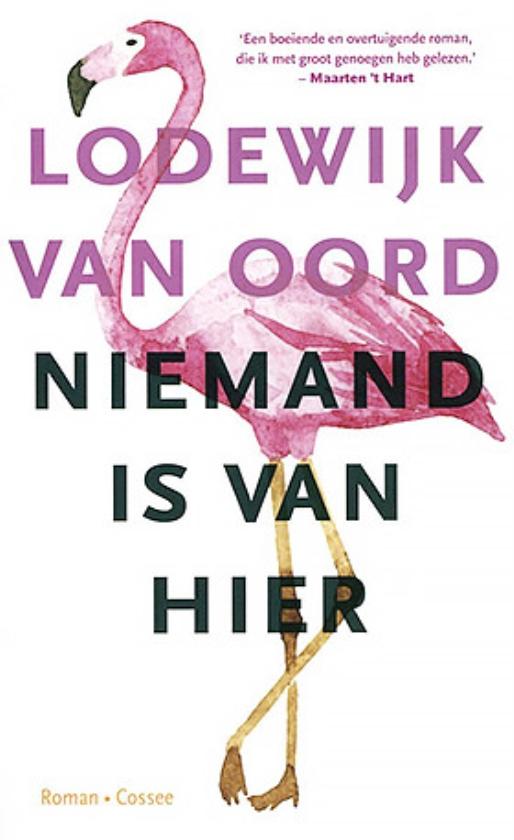 Lodewijk van Oord toont de levende invloed van deBijbel in de moderne literatuur