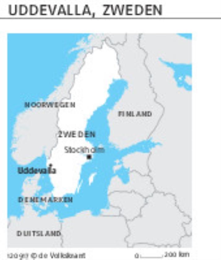 Zweden laat zich niets wijsmaken  (Julius Schrank)