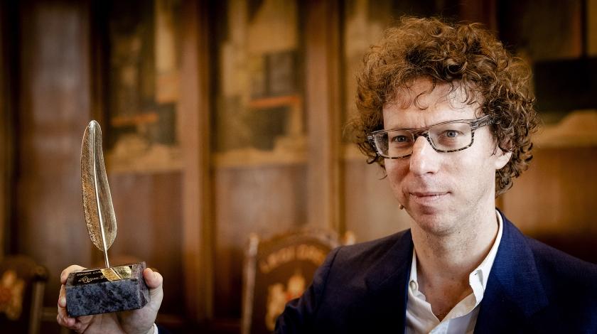 Arnon Grunberg  (anp / Robin van Lonkhuijsen)