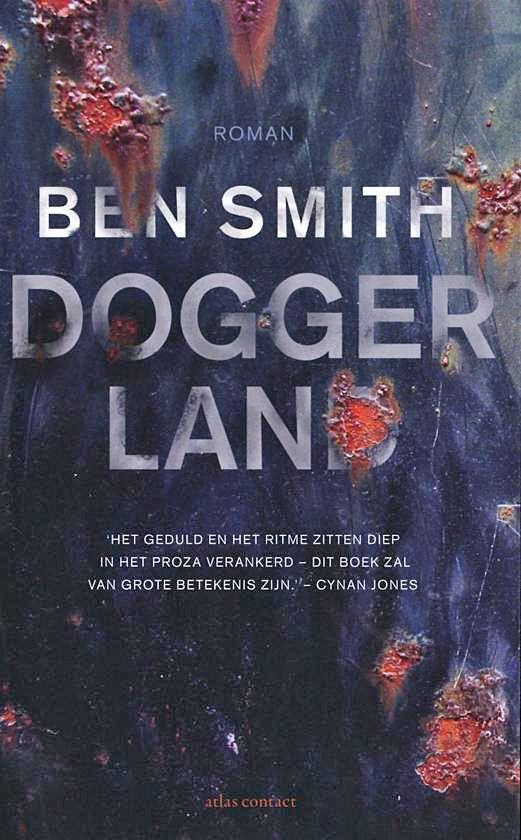 De Engelse dichter Ben Smith schreef zijn eerste roman, die als roest onder je huid kruipt   (nd)