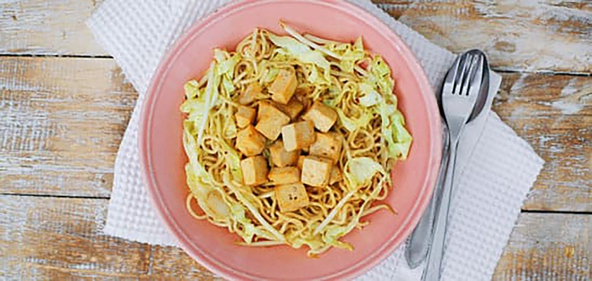 Recept: Tofu met sjalotten en honing  (voedingscentrum)