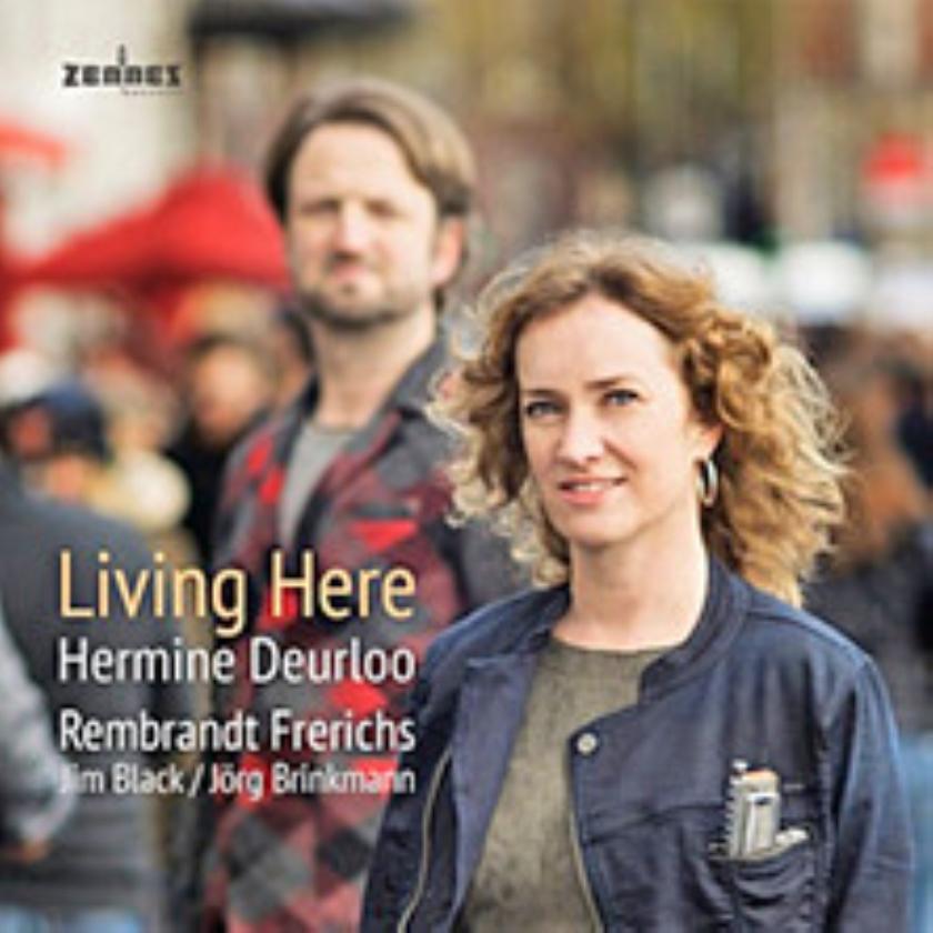 CD: Hermine Deurloo - Living Here