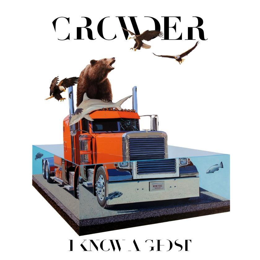 Hopelijk blijft David Crowder in de toekomst bij waar zijn kracht ligt