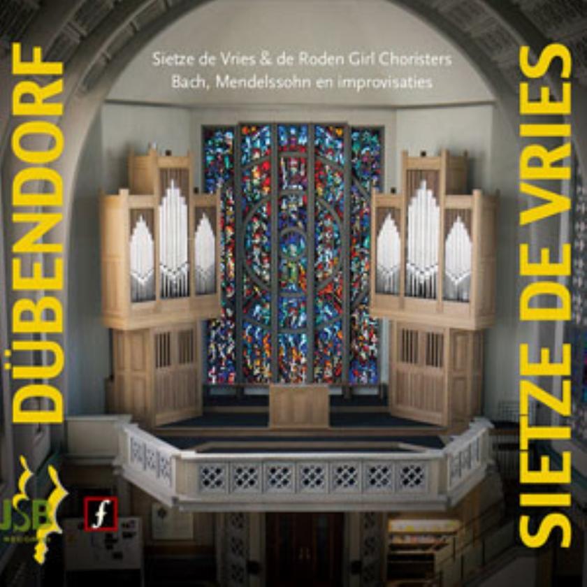 CD-Recensie: Sietze de Vries in Dubendorf
