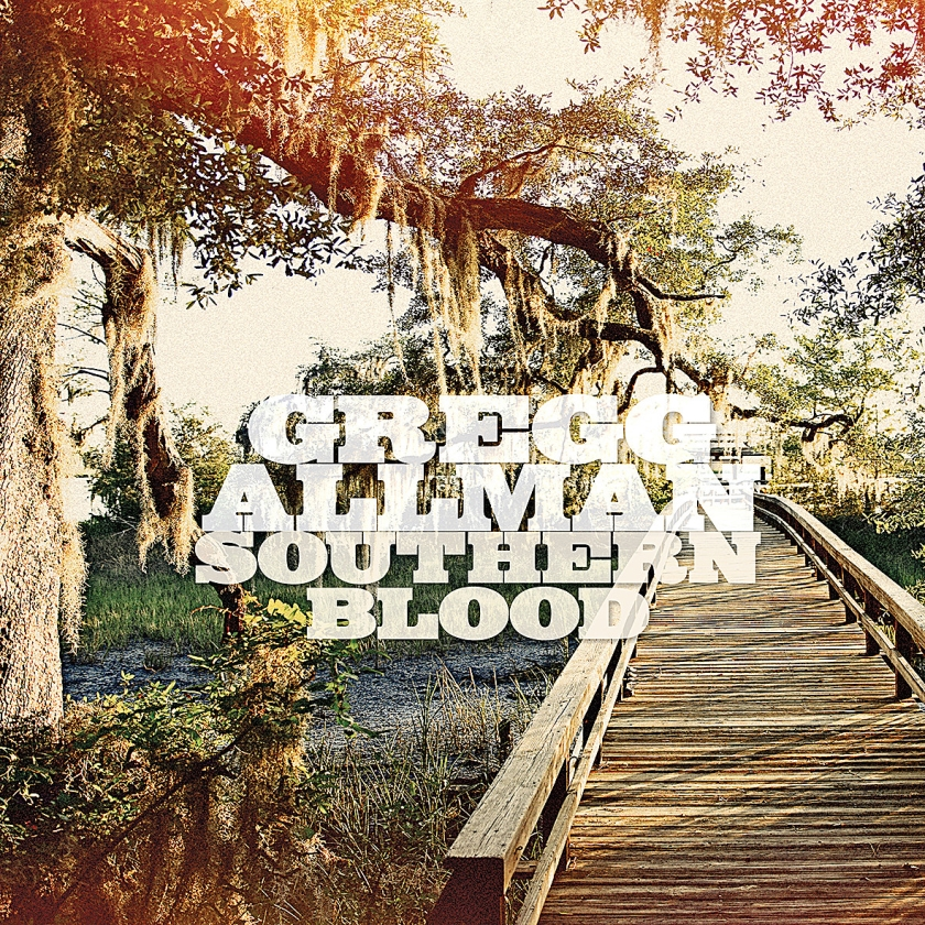 CD: Gregg Allman - Southern Blood