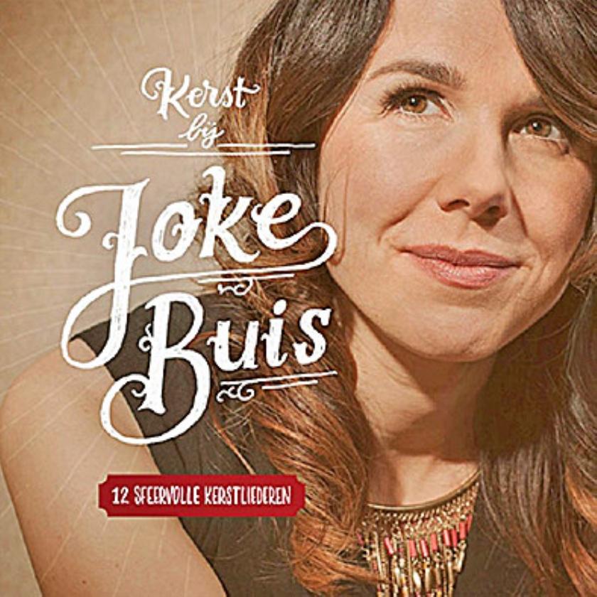 CD: Joke Buis - Kerst bij Joke