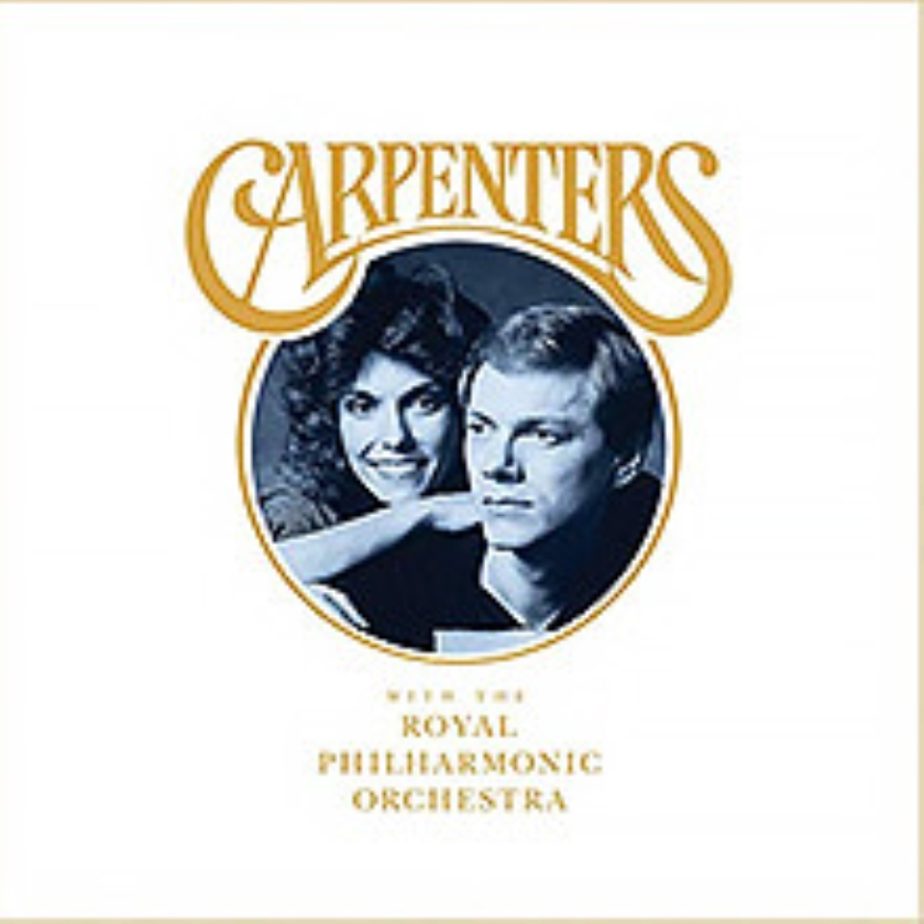 CD: The Carpenters - With The Royal Philharmonic Orchestra