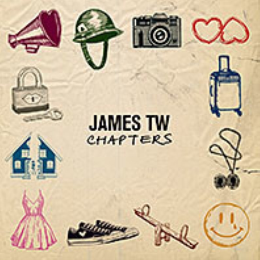 Melodieuze popliedjes op het cd-debuut van James TW