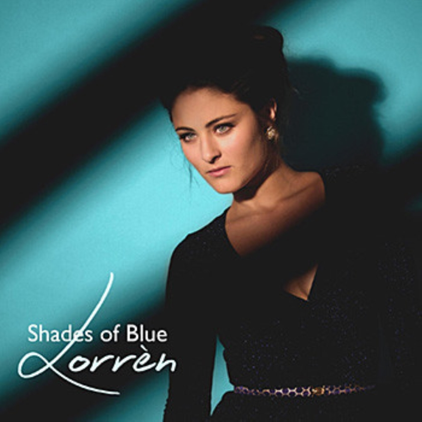 CD: Lorren-Shades of Blue