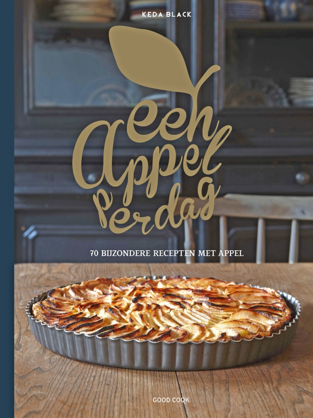 Recept: appeltaart met meringue   (uit besproken boek)