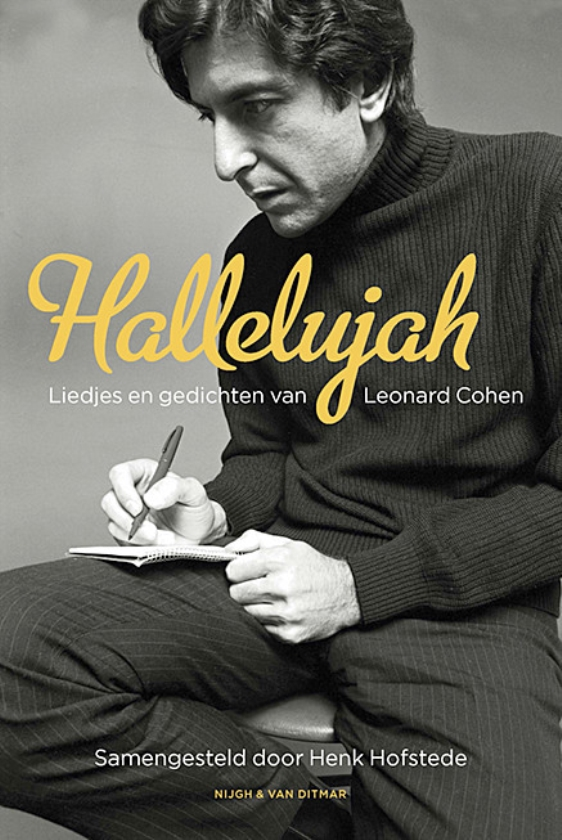 Leonard Cohen in het Nederlands gedicht