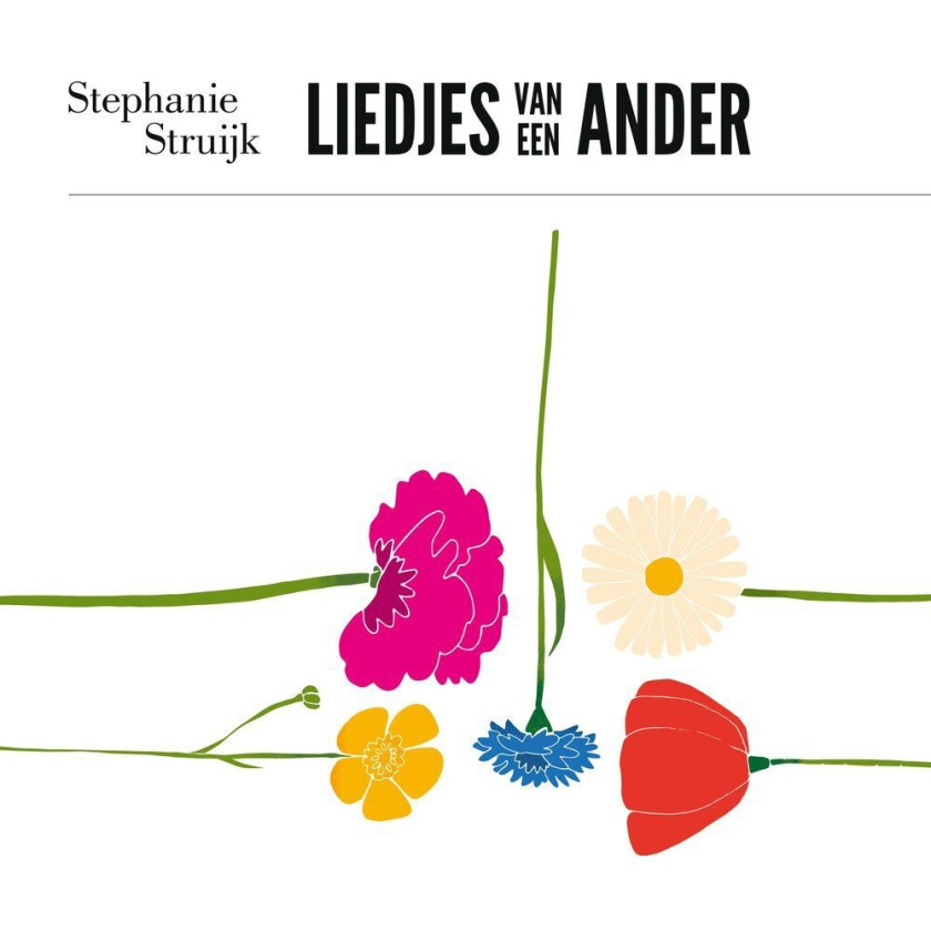 CD's - Stephanie Struik, Roos Blufpad, Rick de Leeuw