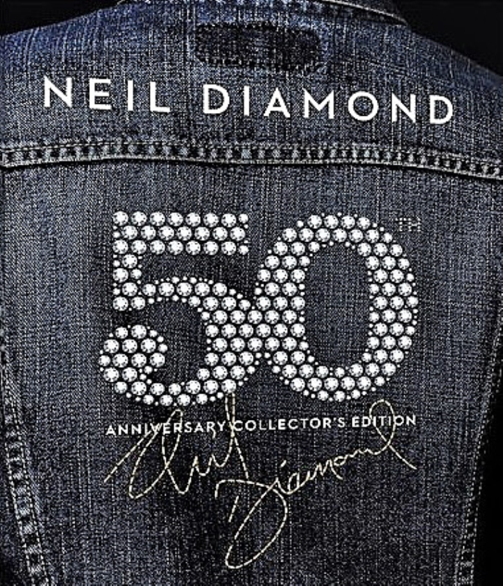 Neil Diamond is allang niet meer fout, maar een steengoeie liedjesschrijver