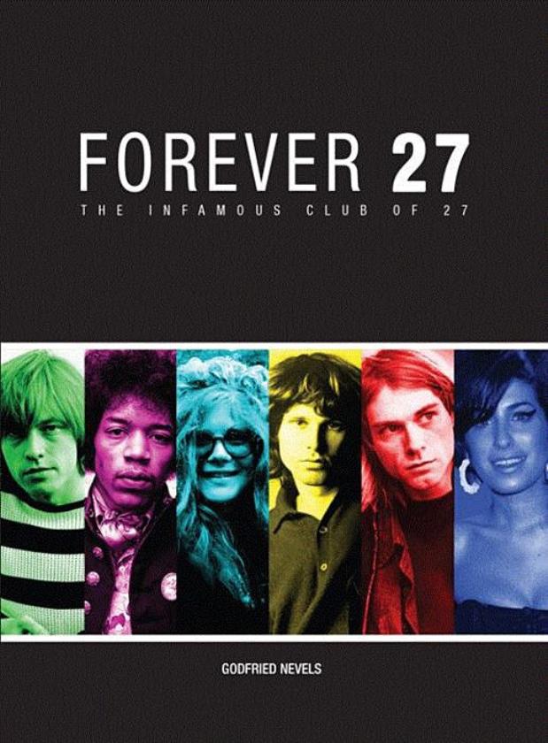 Boek: Godfried Nevels - Forever 27