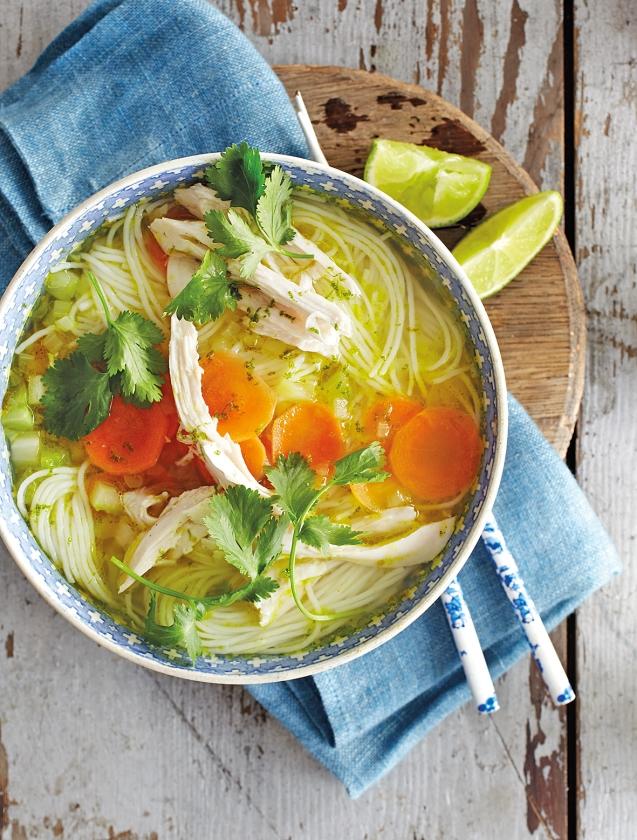 Recept: Maak-me-beter-soep   (good cook)