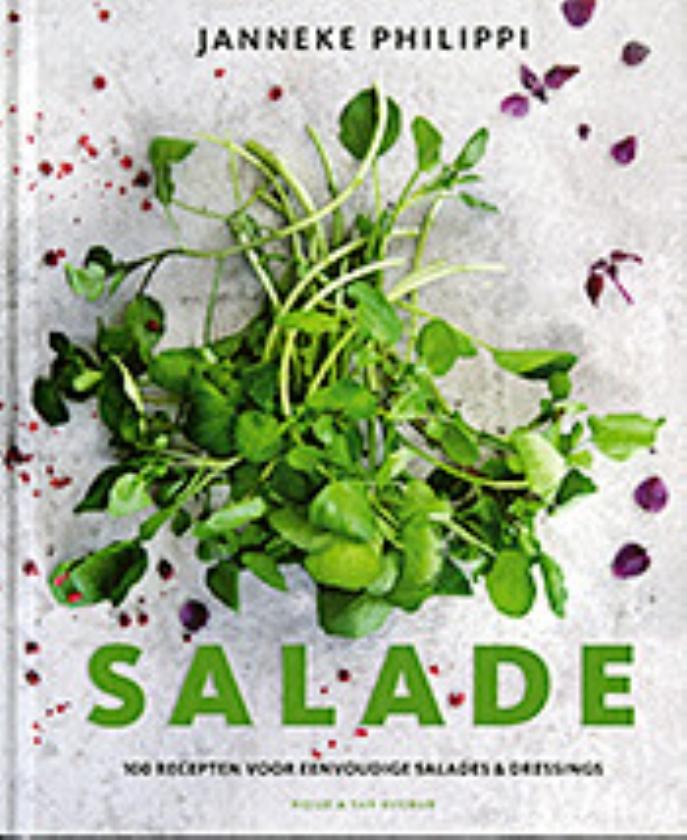 Recept: Waterkers snijbiet salade   (uit besproken boek)