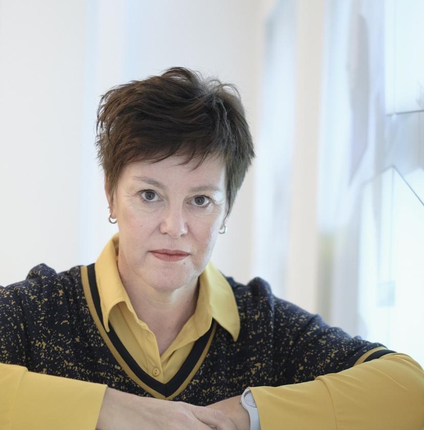Saskia van Meggelen: Blij, maar aangevochten gelovig  (Dick Vos)