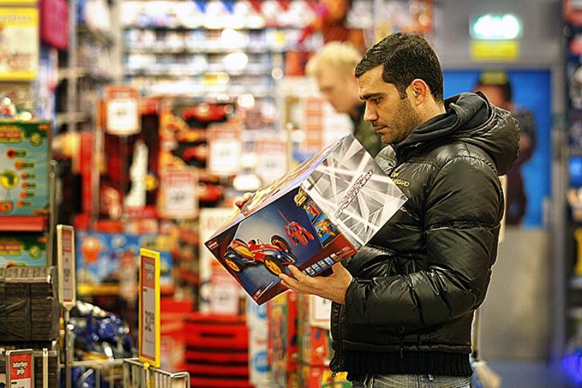 Ook voor speelgoed geldt: online verdringt de winkel  (anp / Bas Czerwinski)
