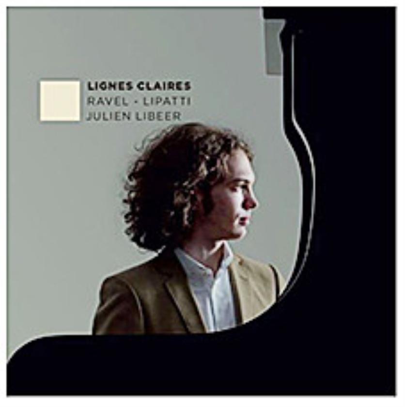 CD: Julien Libeer-Lignes Claires