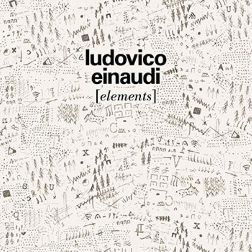 CD Ludovico Einaudi: Elements