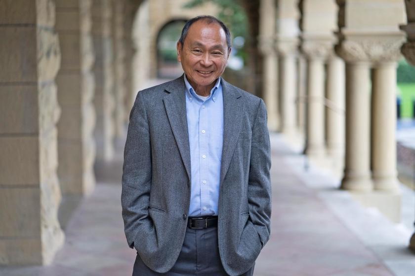 Francis Fukuyama: 'De identiteitspolitiek van links heeft die van rechts veroorzaakt.'  (Djurdja Padejski)