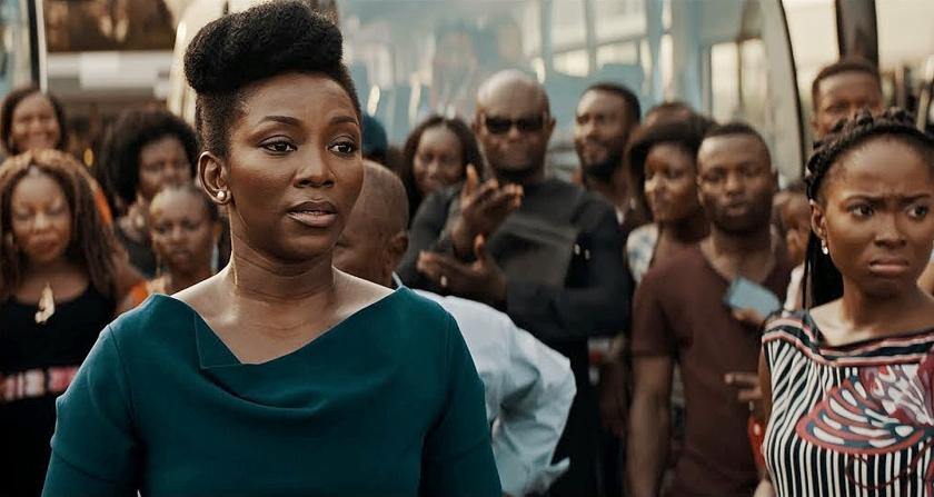 Film: Lionheart - Kennismaken met de uniek stijl van Nollywood  (netflix)