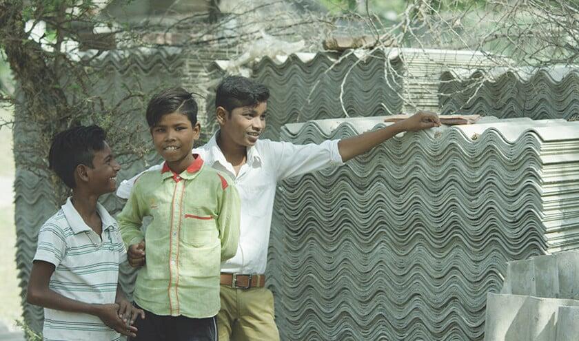 Vanavond op TV: De productie van asbest is in India normaal  (eo)