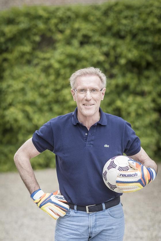 Vanavond op TV: Oud-keeper Hans van Breukelen vertelt openhartig over de successen en moeilijke momenten in zijn carrière   (eo)