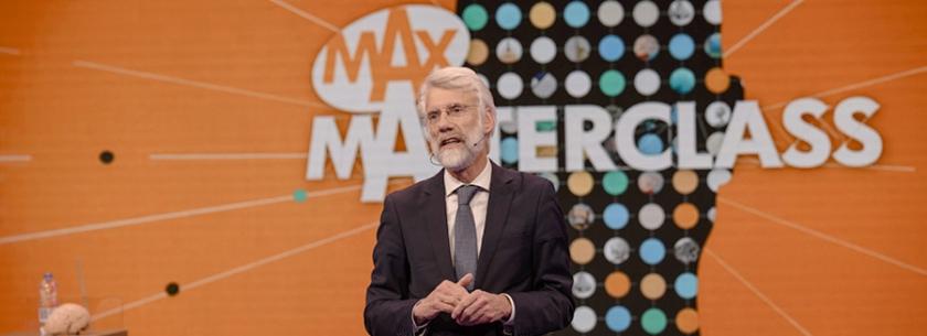 Vanavond op tv: MAX Masterclass over stress  (Omroep MAX)
