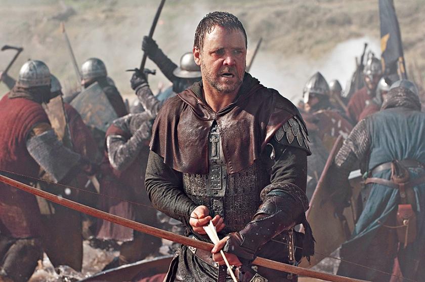 TV Vooraf: Te weinig hemelse rechtvaardigheid in 'Robin Hood'  (universal pictures)